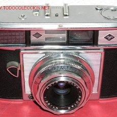 Cámara de fotos: AGFA SUPER SILETTE LK. Lote 12550985