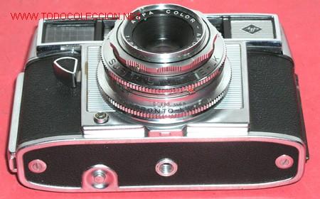 Cámara de fotos: AGFA SUPER SILETTE LK - Foto 3 - 12550985