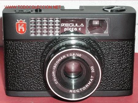Cámara de fotos: DOS CAMARAS REGULA - Foto 2 - 16973601