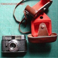 Cámara de fotos: VOIGTLANDER VITO CLR FUNCIONA PERFECTAMENTE. Lote 27461237