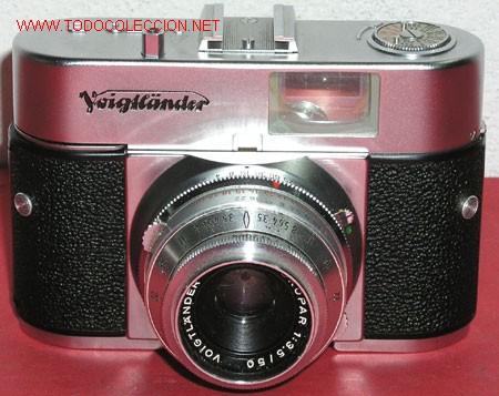 VOIGTLANDER VITO B - 1957 (Cámaras Fotográficas - Clásicas (no réflex))