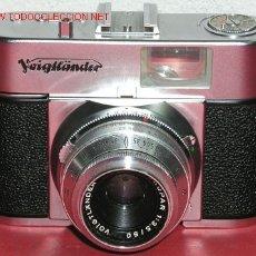 Cámara de fotos: VOIGTLANDER VITO B - 1957. Lote 16973644