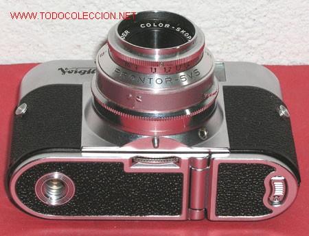 Cámara de fotos: VOIGTLANDER VITO B - 1957 - Foto 3 - 16973644