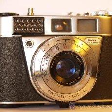 Fotocamere: KODAK RETINETTE IB (TIPO 037) - FUNCIONANDO Y EN EXCELENTE ESTADO. Lote 27501120