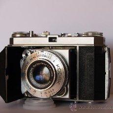 Cámara de fotos: KODAK RETINA IA (TIPO 15) - EN FUNCIONAMIENTO - EXCELENTE ESTADO. Lote 27506039