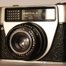 Cámara de fotos: REGULA SPRINTY 300 CC / EXCELENTE ESTADO - PUEDE CONSIDERARSE NUEVA. Lote 27033566