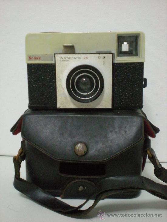 ANTIGÜA CAMARA DE FOTOS KODAK (Cámaras Fotográficas - Clásicas (no réflex))