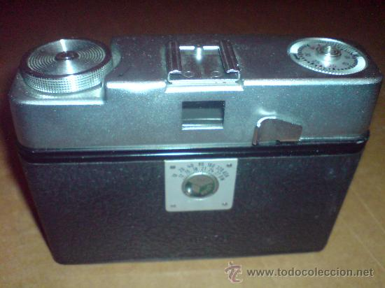 Cámara de fotos: CAMARA ZEISS IKON + FLASH BRAUN + FLASH AGFALUX + 2 LENTES ZEISS ORIGINALES - Foto 4 - 22930869