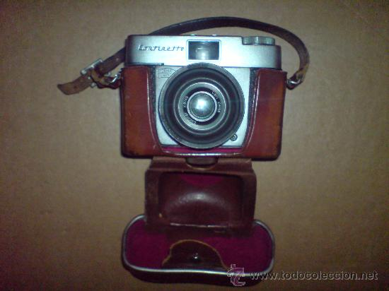 Cámara de fotos: CAMARA ZEISS IKON + FLASH BRAUN + FLASH AGFALUX + 2 LENTES ZEISS ORIGINALES - Foto 6 - 22930869