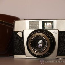 Cámara de fotos: AGFA SILETTE RAPID L (TIPO 3611) + FUNDA / EXCELENTE ESTADO Y FUNCIONANDO. Lote 27433529