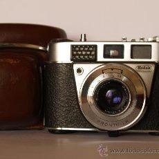 Cámara de fotos: KODAK RETINETTE IB (TIPO 037) / MUYBUEN ESTADO Y FUNCIONANDO. Lote 27433534