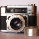 Cámara de fotos: BRAUN PAXETTE SUPER II BL - FUNCIONANDO Y EN EXCELENTE ESTADO. Lote 27433536