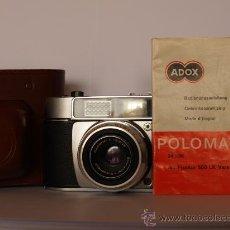 Cámara de fotos: ADOX POLOMAT 1 / EXCELENTE ESTADO Y FUNCIONANDO. Lote 27501114
