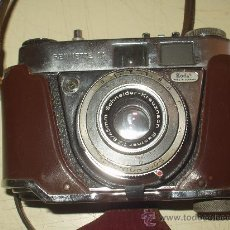 Cámara de fotos: CAMARA FOTOGRAFICA KODAK RETINETTE IA. Lote 26855315