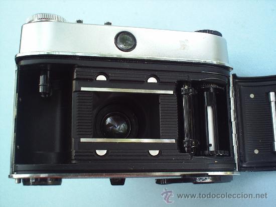 Cámara de fotos: CAMARA KODAK ,RETINETTE IB,CON FOTOMETRO INCORPORADO - Foto 5 - 26733317