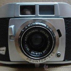 Cámara de fotos - CAMARA DE FOTOS BALDESSA I + FUNDA- MADE IN WEST GERMANY 1958s ¡¡¡ ¡¡¡ - 26988671