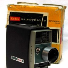 Cámara de fotos: CAMARA TOMAVISTAS KODAK ELECTRONIC 8 AUTOMATIC Nº 306. Lote 18895044