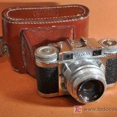 Cámara de fotos: BRAUN PAXETTE AÑO 1951. Lote 170833279