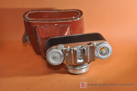 Cámara de fotos: Braun Paxette año 1951 - Foto 2 - 170833279