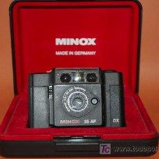Cámara de fotos: MINOX 35 AF. Lote 17935652