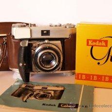 Cámara de fotos: KODAK RETINA IB (TIPO 019/0) / EXCELENTE ESTADO Y FUNCIONANDO. Lote 28560973