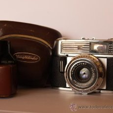 Cámara de fotos: VOIGTLANDER VITOMATIC II B / EN EXCELENTE ESTADO Y FUNCIONANDO. Lote 35402573