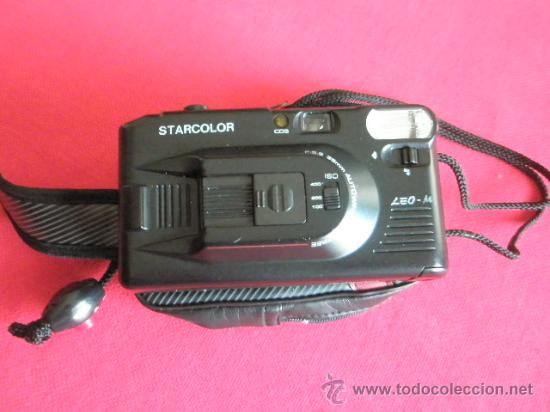 *5084-CAMARA FOTOGRAFICA CLASICA - LEO -STARCOLOR-COLECCIONISTAS-BUEN ESTADO (Cámaras Fotográficas - Clásicas (no réflex))
