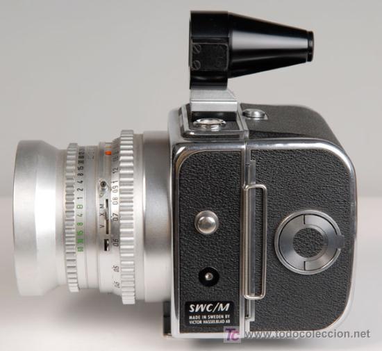 Hasselblad swc/m - carl zeiss biogon 38mm/4,5 - Sold through