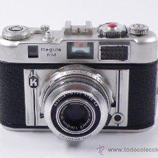 Cámara de fotos: CÁMARA REGULA RM. OBJ. 45MM, 2.8 EN FUNCIONAMIENTO, .. Lote 21507148