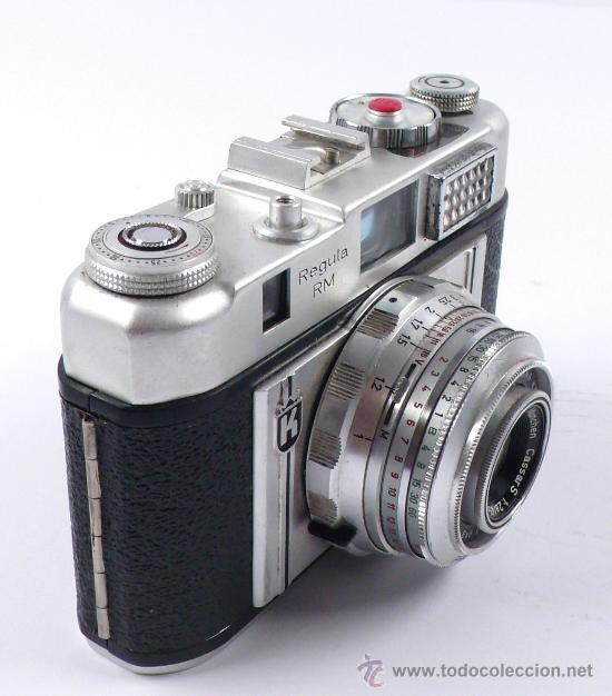 Cámara de fotos: Cámara Regula RM. OBJ. 45mm, 2.8 En funcionamiento, . - Foto 5 - 21507148