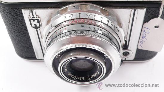 Cámara de fotos: Cámara Regula RM. OBJ. 45mm, 2.8 En funcionamiento, . - Foto 2 - 21507148