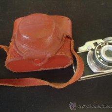 Cámara de fotos: MINI CAMARA FOTOGRAFICA AÑOS 50. Lote 26248943