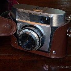 Cámara de fotos: BALDA BALDESSA (STANDARD) ISCO GOTTINGEN ISCONAR 45MM F 2,8 FUNDA ORIGINAL AÑO 1961. Lote 26919877