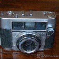 Cámara de fotos: AGFA OPTIMA COMPUR CON OBJETIVO COLOR APOTAR S. Lote 27223611