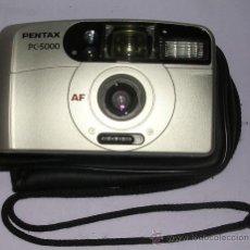 Cámara de fotos: CÁMARA FOTOGRÁFICA COMPACTA PENTAX PC-5000 - B. ESTADO GENERAL. Lote 180149071
