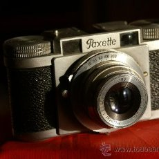 Cámara de fotos: BRAUN PAXETTE. Lote 23404549