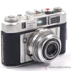 Cámara de fotos: REGULA RM, OBJ. 45 MM. 2,8 CM. . Lote 23662199