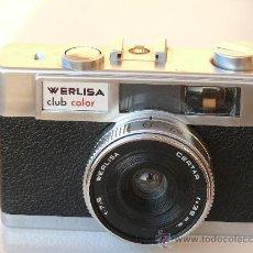Cámara de fotos: ANTIGUA WERLISA COLOR CLUB.. Lote 26861816