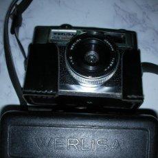Cámara de fotos: ANTIGUA CAMARA WERLISA CLUB COLOR. Lote 24095208