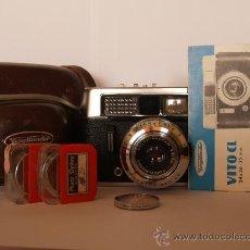 Cámara de fotos: VOIGTLANDER VITO CL / FUNCIONANDO Y EN EXCELENTE ESTADO. Lote 27343488