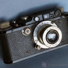 Cámara de fotos - Leica III Negra telemetro - 24936812