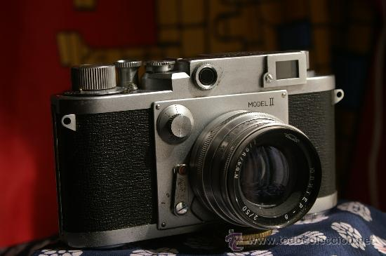 MINOLTA 35 II (Cámaras Fotográficas - Clásicas (no réflex))
