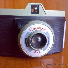 Cámara de fotos: CAMARA CORONET 4-4 MARK II. Lote 26713674
