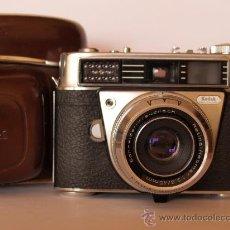 Cámara de fotos: KODAK RETINA AUTOMATIC I ( TIPO 038) + FUNDA + FILTRO / FUNCIONANDO Y EN EXCELENTE ESTADO. Lote 26469454