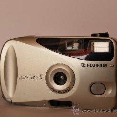 Cámara de fotos: FUJI CLEAR SHOT III + CORREA MUÑEQUERA / FUNCIONANDO Y . Lote 26472885