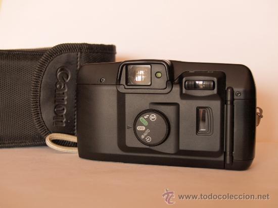 Cámara de fotos: CANON PRIMA ZOOM 76 + CORREA DE MANO + FUNDA / FUNCIONANDO Y - Foto 2 - 26473235