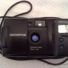 Cámara de fotos: OLYMPUS INFINITY 5. Lote 27696099