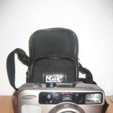 Cámara de fotos: CAMARA ANALOGICA SAMSUNG SLIM ZOOM 125S + FUNDA. Lote 28864798