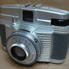 CAMARA 35 MM - BILORA MOD: BELLA 44 , METALICA - WEST GERMANY -
