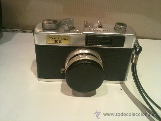 Cámara de fotos: camara de fotos meikai EL. con su funda original - Foto 2 - 29530775